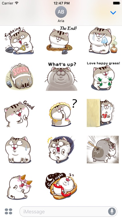 New Version Animated Ami Cat screenshot-4