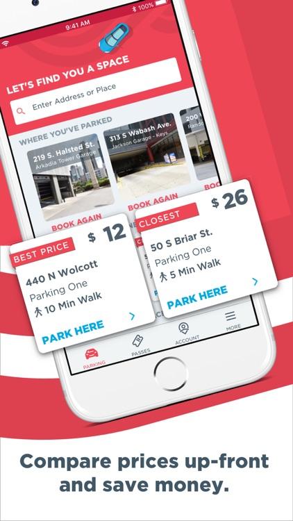 ParkWhiz - #1 Parking App
