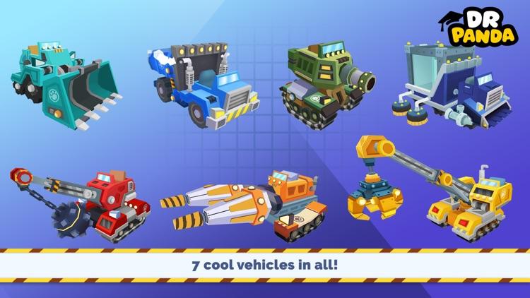 Dr. Panda Trucks screenshot-4