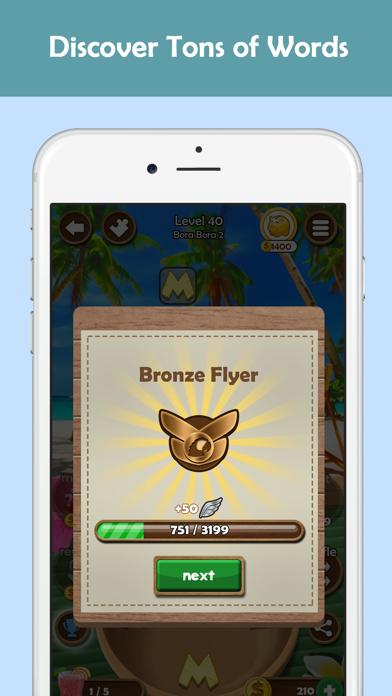 Word Beach: Fun Spelling Games screenshot 3