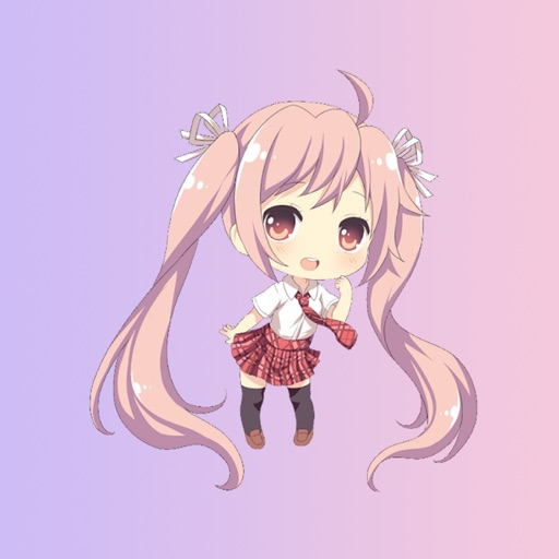 Animes girls - Stickers