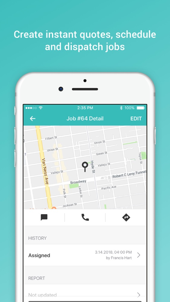 Automile - Fleet Management App for iPhone - Free Download