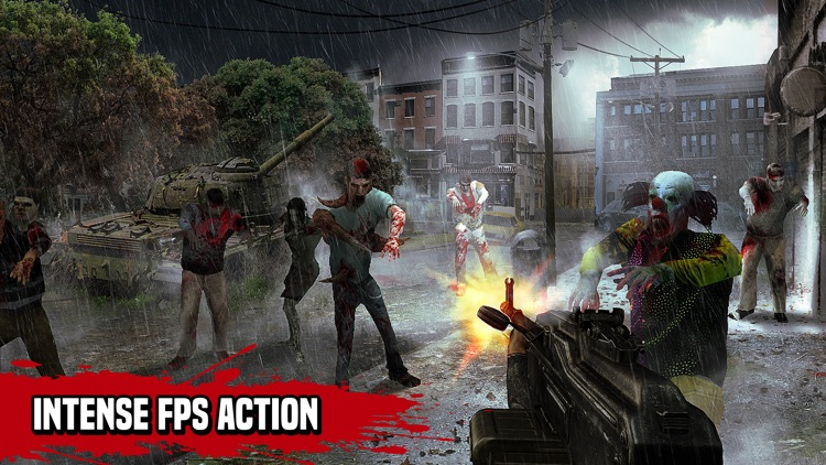Zombie Hunter: Survival games