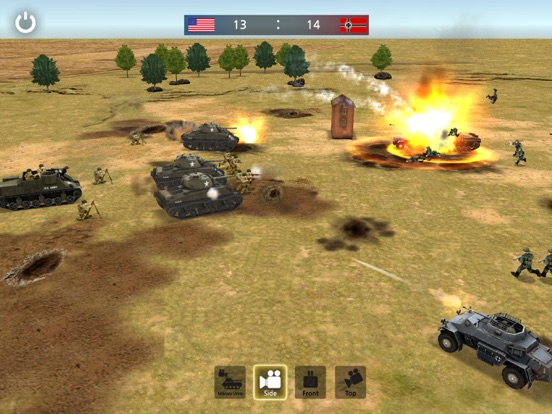 WW2 Battle Front Simulatorのおすすめ画像2