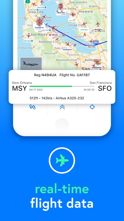 Plane Finder - Flight Tracker by pinkfroot limited