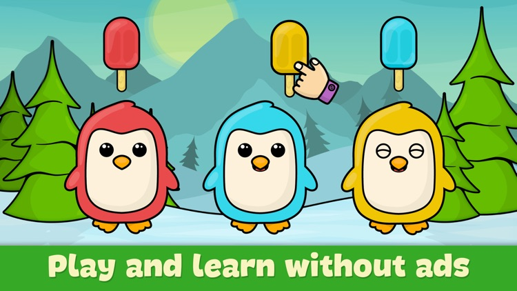 Baby learning games for kids 2 screenshot-5
