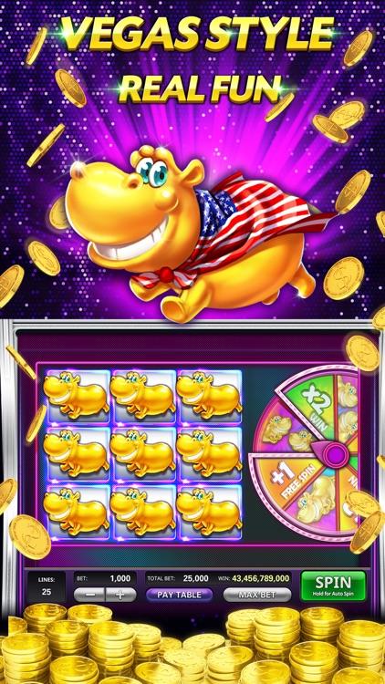 Vegas Tower Casino: Slot Games screenshot-4