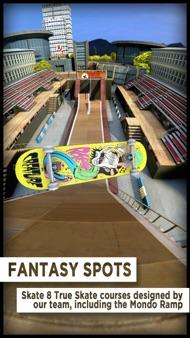 True Skate iphone images