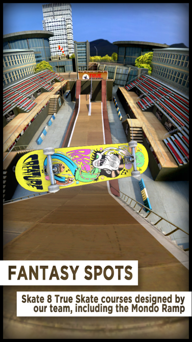 Screenshot for True Skate in Thailand App Store