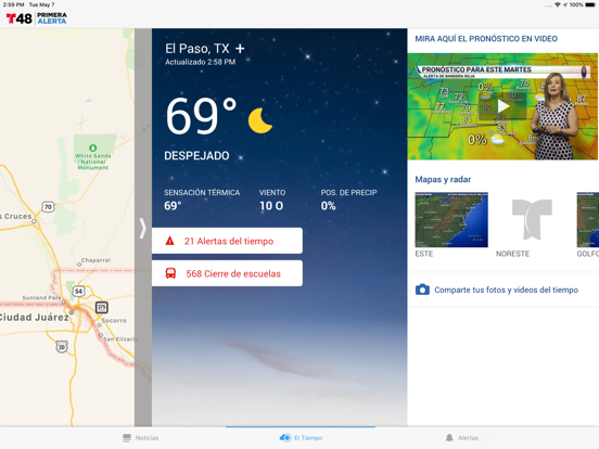 Telemundo 48 El Paso screenshot 11