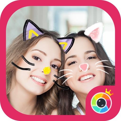 Sweet Face Camera: Selfie Edit
