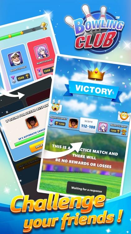 Bowling Club™ - Challenge King screenshot-7
