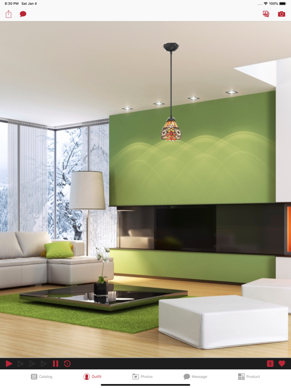 Virtual Interior Design Home Decoration Tool screenshot