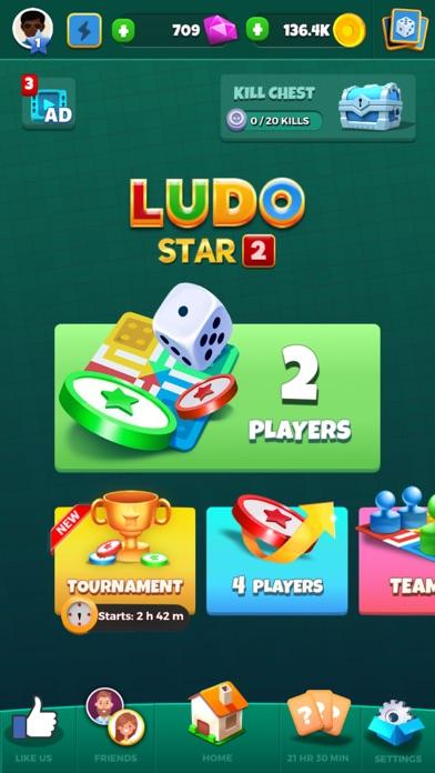 Ludo Star 2 på PC