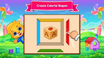 Colors & Shapes - Learn Color Screenshot