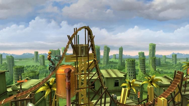 Trials Frontier screenshot-4
