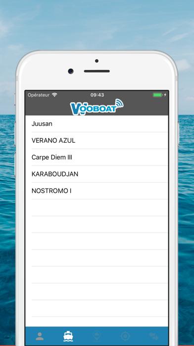 Wooboat screenshot two