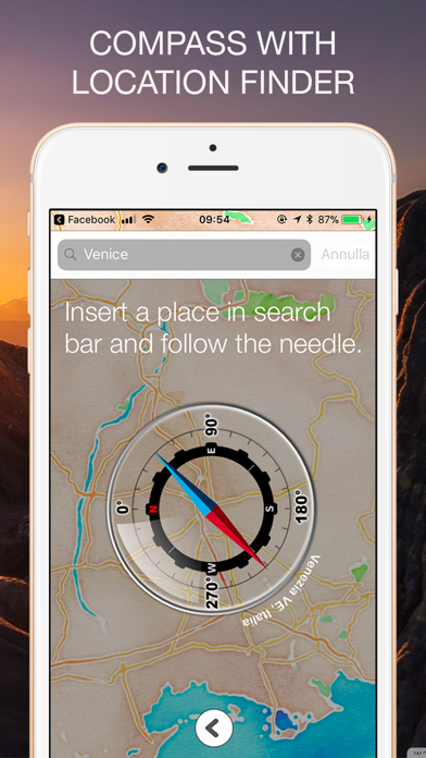 Screenshot for Altimeter GPS PRO in Israel App Store