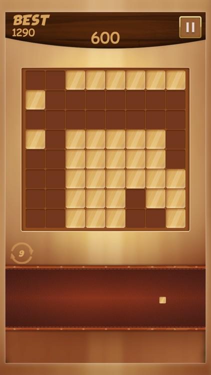 Block Puzzle Wood Puzzle Lite screenshot-3