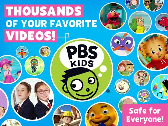 PBS KIDS Video-ipad-0