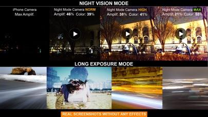 Manual/Night Mode Camera V9 Screenshots