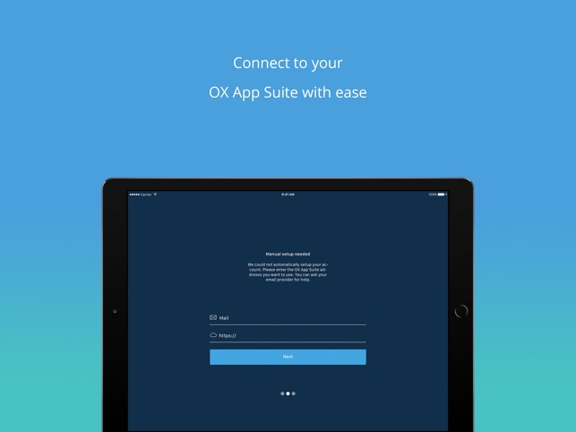 OX Mail by Open-Xchange on the App Store