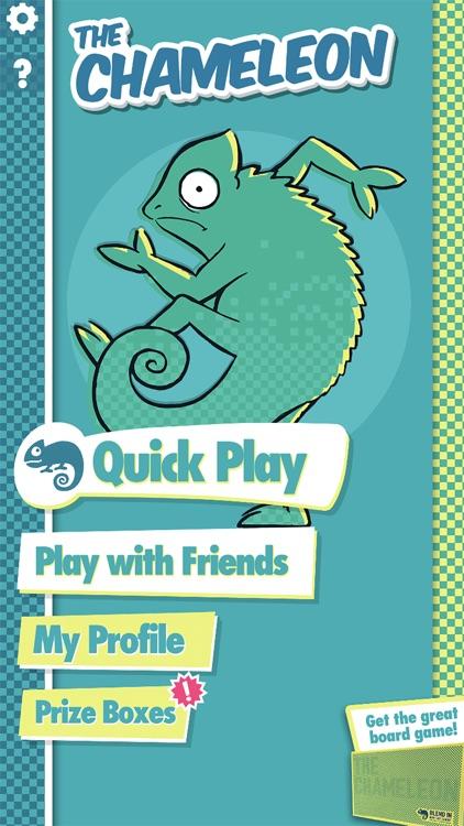 The Chameleon Board Game screenshot-7