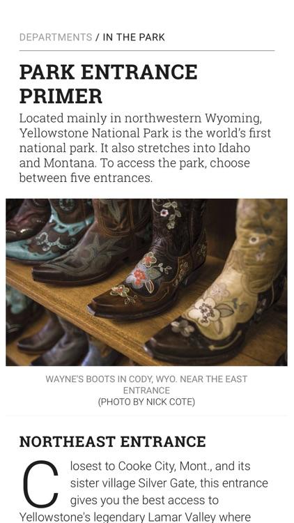 National Park Journal screenshot-5