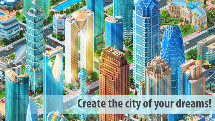 Megapolis: Big City Tycoon Sim screenshot-4