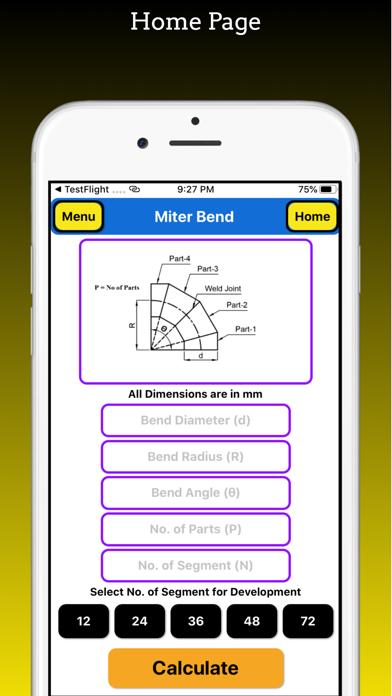 Miter Bend screenshot 1