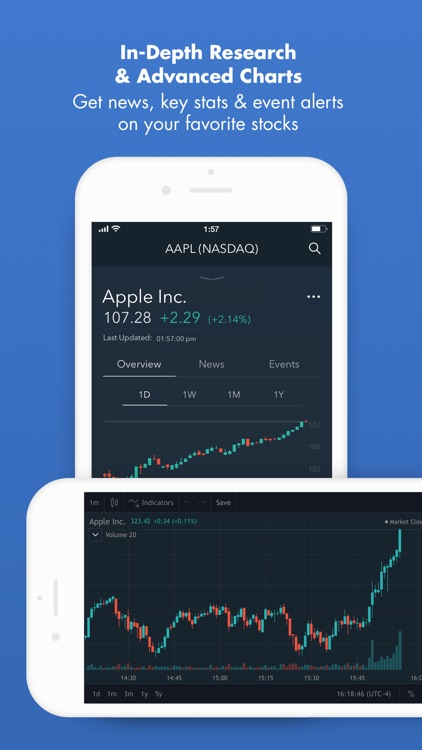 Firstrade: Trade, Invest, Save screenshot-8