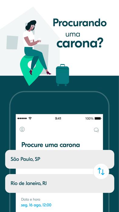 Screenshot for BlaBlaCar in Brazil App Store