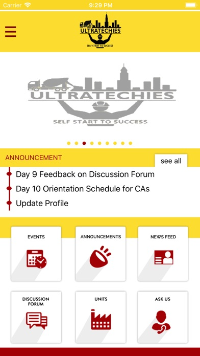UltraTechies screenshot 4