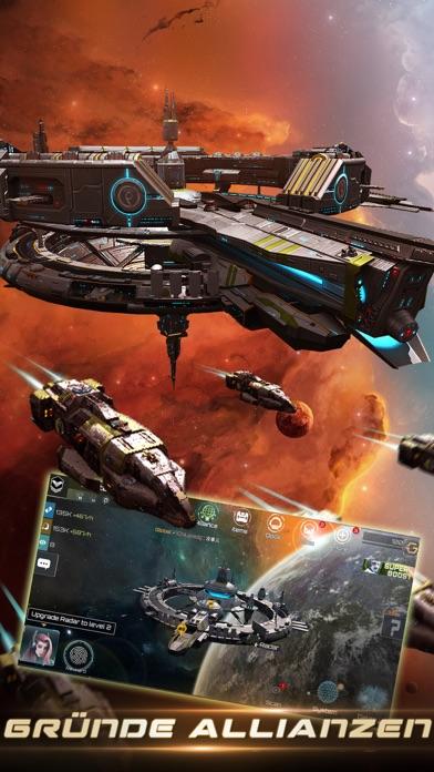 Nova Empire: Raumschiff KriegScreenshot von 4