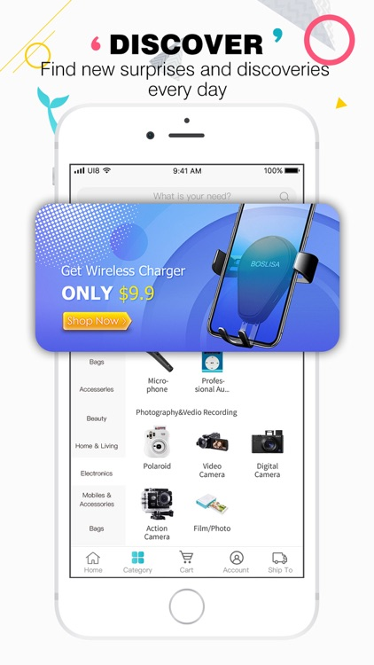 Coolefy-Shopping Online Global screenshot-3