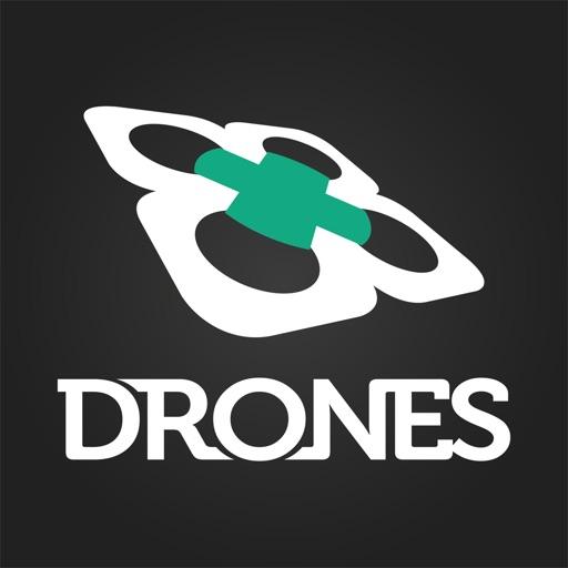 DRONES-Das Magazin für Kopter iOS App