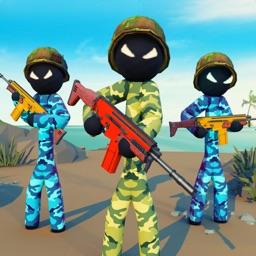 Epic Army Stickman Survival