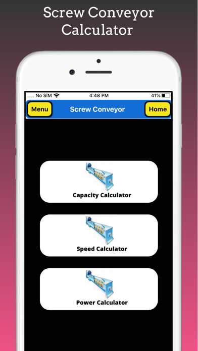 Screw Conveyor Pro screenshot 1