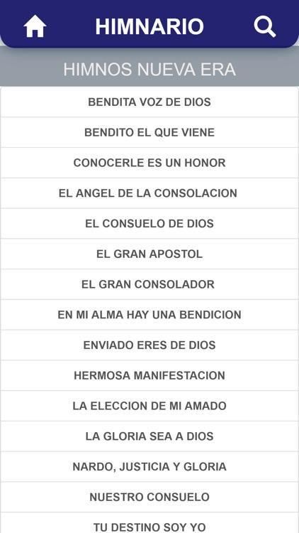 Himnario Lldm Inglés - Español screenshot-6
