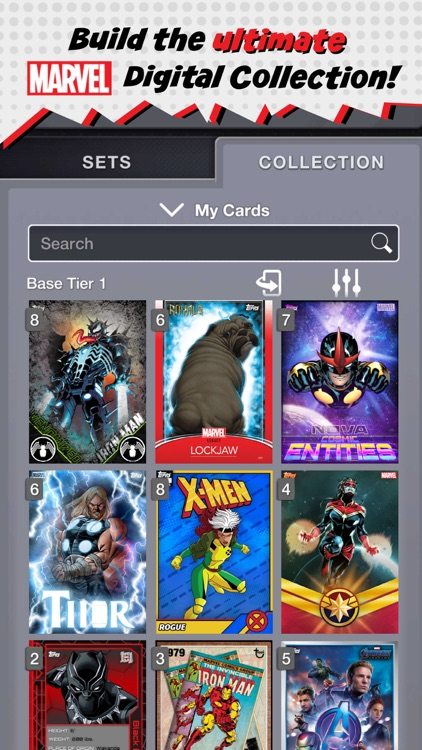 MARVEL Collect! by Topps