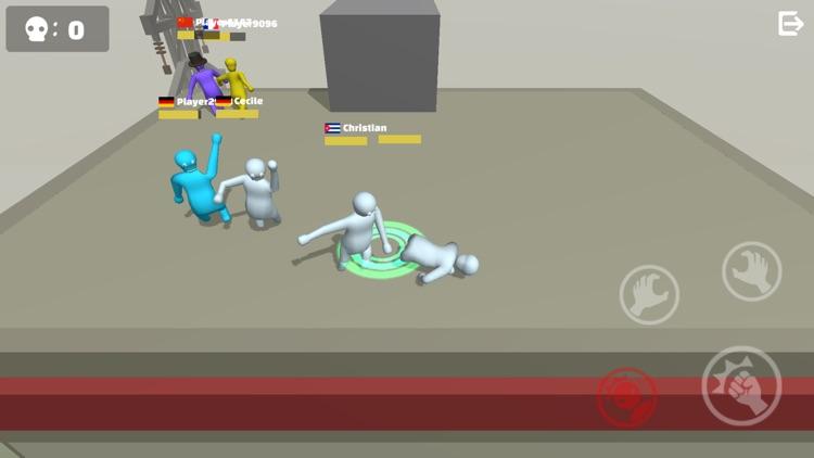 Gang Fight - Fun Beasts Party screenshot-0