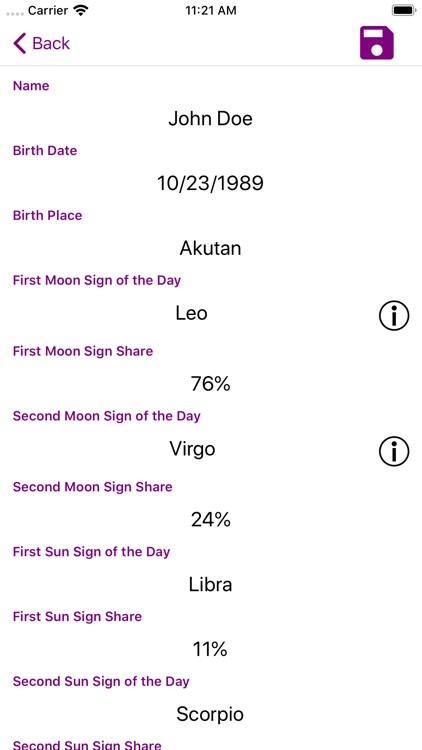 Moon Sign screenshot-8