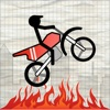 Stick Stunt Biker - iPhoneアプリ