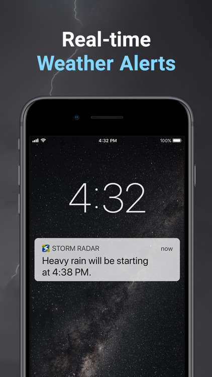 Storm - Weather radar & maps screenshot-3