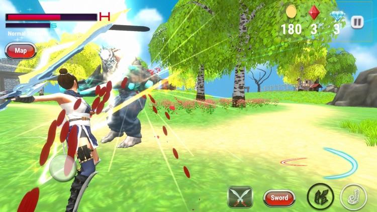 Samurai Fighter screenshot-3