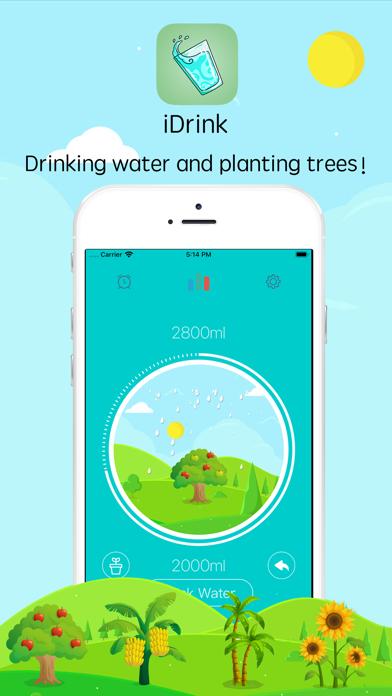 iDrink-My Water Drink Reminder