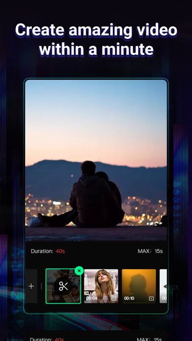 MVBit-Video Editor&Video Makerのおすすめ画像1