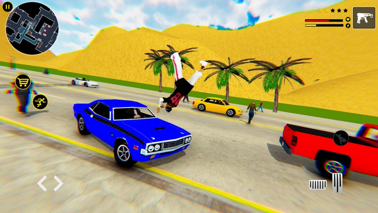 Gangster War Auto Mafia Hero