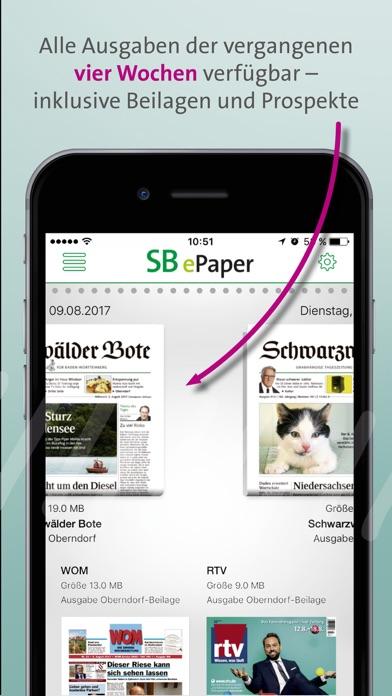 messages.download Schwarzwälder Bote ePaper software
