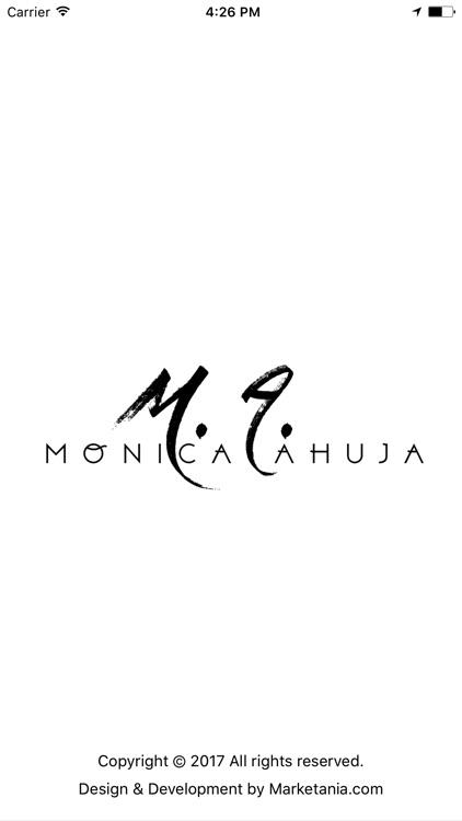 Monica Ahuja